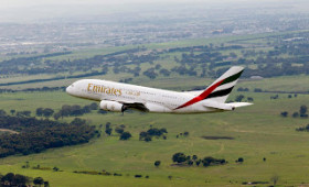Emirates Flagship A380 Network Expands East and West