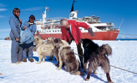 Expedition cruising: Who started all this then?