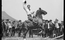 Struth! Cowboy's tall tales