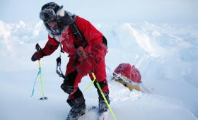 Leading Polar Explorer Børge Ousland joins Oceanwide Expeditions on epic South Georgia ski crossing