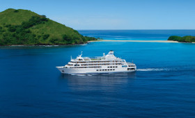 Shaolin Monk adds Serenity to Fijian Waters with Captain Cook Cruises