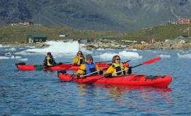 Greenland Highlights: Wednesday 1 August 2012. Hvalsø, Narsaq