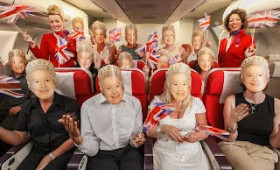 VIRGIN ATLANTIC GIVES A RIGHT ROYAL JUBILIEE WELCOME TO ARRIVING PASSENGERS