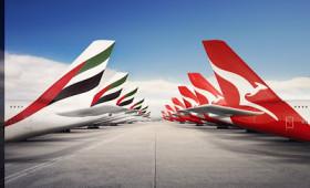 Qantas Network Now Open for Emirates Passengers