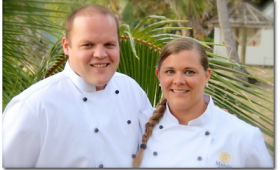 Malolo Island Dynamic Executive Chef Team
