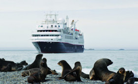 Royal Geographical Society partners with Silversea Expeditions