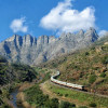 Shongololo Express: South Africa's dream train
