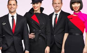 New Qantas Uniforms