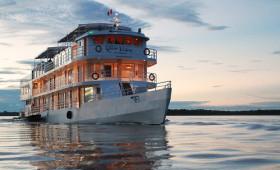 G Adventures new Amazon Riverboat Queen Violet
