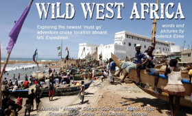 Bad Lands Come Good in West Africa