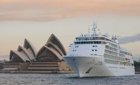 About Silversea Cruises