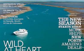 Cruise Passenger Magazine – Spring Issue