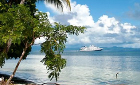 Hooked on paradise: PNG cruise