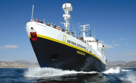 Explore Galápagos Islands with National Geographic and Lindblad Expeditions