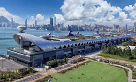 Kai Tak moves from jumbo jets to megaliners as Hong Kong embraces surge in cruising