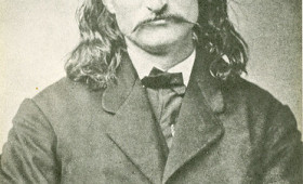 Wild Bill Hickock, a Deadwood Calamity