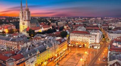Small Wonder: Zagreb punches above its weight