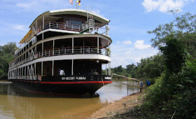 GO WILD IN BORNEO WITH PANDAW RIVER CRUISES
