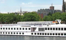 Rivers of Bliss: River Cruising on a Rocket