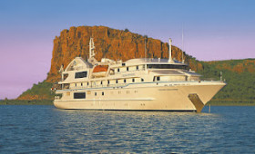 Coral Princess Cruises releases Kimberley '2013 Waterfall Season' Savings