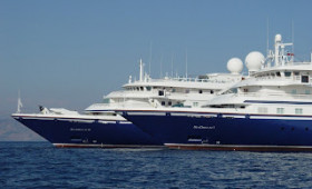 Extended SeaDream Cruises in Mediterranean and Black Sea 2013