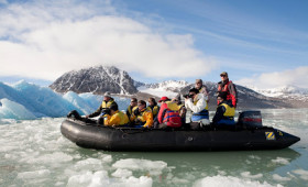 Explore Earth's Final Frontiers with Eminent Photographer Martin Bailey and Aurora Expeditions