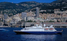 SEADREAM YACHT CLUB RECEIVES TOP AWARD FROM CRUISE CRITIC