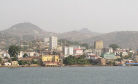 G Adventures West Africa. Day 20 and 21: Sierra Leone