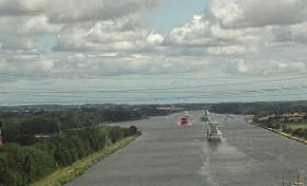 Kaiser's Kiel Canal