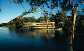 Drop Anchor and Save on Captain Cook Cruises Murray River Cruise