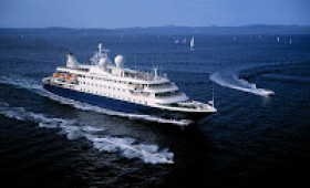 SEADREAM YACHT CLUB'S 2011 BALTICS, NORWEGIAN FJORD AND RUSSIA DEBUT