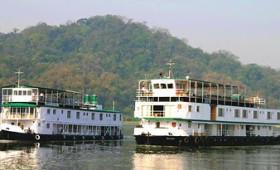 News from Assam Bengal Navigation