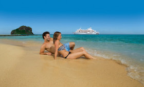 Cruise 7 nights but Pay only 4 nights with Captain Cook Cruises Fiji