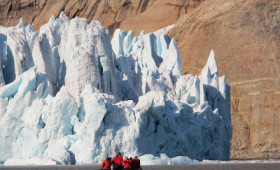 Greenland Highlights: Tuesday 31 July 2012 Cape Farewell and Prince Christian Sound