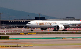 Emirates Launches Barcelona Service