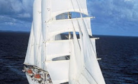 Star Flyer to Sail Andalucia and Morocco