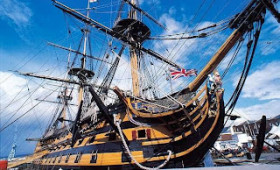 Nelson's HMS Victory maritime museum