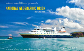 National Geographic Orion 2014 brochure