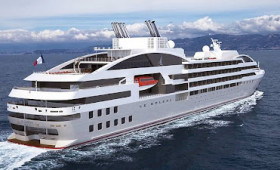 """Tauck's """"Treasures of Southeast Asia"""" Cruise To Sail Aboard New Luxury Ship, Le Soléal"""