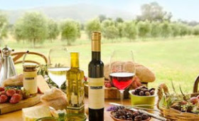 Hunter Valley Grape & Olive in Perfect Harmony