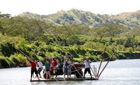 New Fiji Tour- Off Road Cave Safari