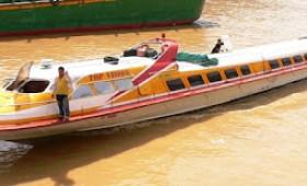 Pandaw Cruises: Rajang River Rapids