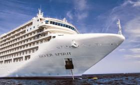 Aegean cruise aboard Silver Spirit
