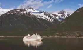 Silversea cruise to Western Canada and Alaska