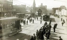 Sydney Railway Square History