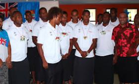 Raffles Gateway Hotel tackles Digicel Fiji 7s