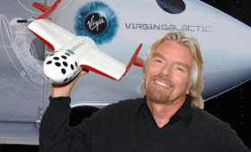 Excitement builds as Virgin Galactic given green light for powered flights