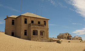 MS Expedition West Africa Day 3: Luderitz and Kolmanskop, Namibia