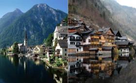 Struth! Hallstatt Austrian UNESCO village 'Made in China'