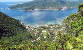Somerset Maugham Steams into Samoa